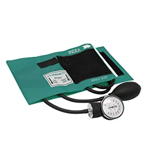 Dixie Ems Blood Pressure and Sprague Stethoscope Kit (TEAL)