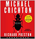 Michael Crichton Micro: A Novel