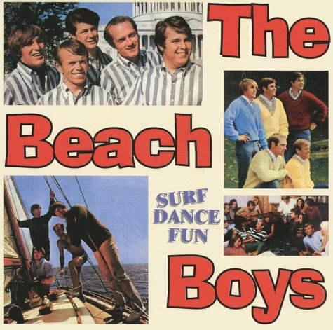 The Beach Boys - Surf Dance Fun - Zortam Music