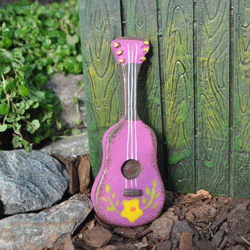Miniature Fairy Garden Guitar