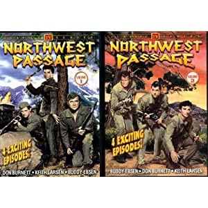 Northwest Passage Volumes One and Two movie