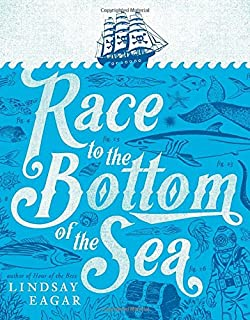Book Cover: Race to the Bottom of the Sea