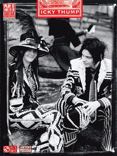 The White Stripes: Icky Thump, Buch