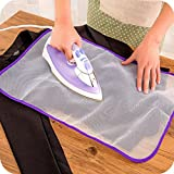 Generic Anti-heat Home Using Iron Cloth Cover Press Mesh Protective Ironing Pad High Quality Convenient Ironing...