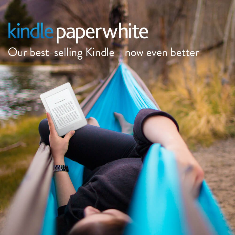 Paperwhite Wi-Fi plus 3G (White)