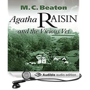 Agatha Raisin and the Vicious Vet: Agatha Raisin, Book 2