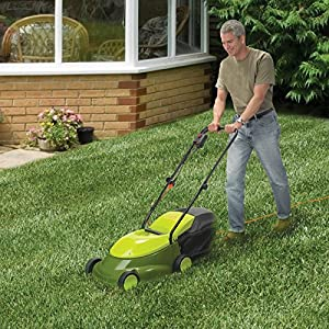Sun Joe Corded Electric Lawn Mower from Snow Joe LLC