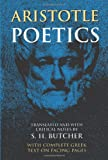 Aristotle Poetics (0486200426) by Butcher, S.H.