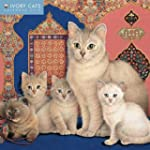 Ivory Cats Mini Wall Calendar 2015 (A...