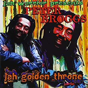 Jah Golden Throne