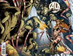 Comic Book for Avengers: Age of Ultro...