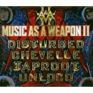 Music as a Weapon II (CD & DVD)