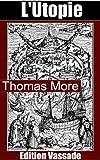 L'Utopie (Int�grale Livres 1 et 2) de Thomas More