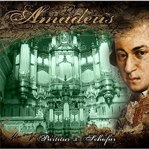 Schofar (Amadeus - Partitur 3) Hörspiel