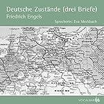 Deutsche Zustände (Drei Briefe) | Friedrich Engels