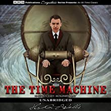 The Time Machine Audiobook by H. G. Wells Narrated by Benjamin May