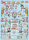 ゆるゆり♪♪ GSRキャラクターカスタマイズシリーズ デカール043/ゆるゆり♪♪ (1/24スケール対応デカール)