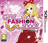 Cheapest Girls Fashion Shoot on Nintendo 3DS