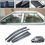 SPEEDLONG 4Pcs Car Window Visor Vent Shade Deflector Sun//Rain Guard for Buick Encore 2013 2014 2015 2016 Buick Encore 2013-2016
