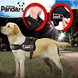 UNHO Panda Big Dog Body Harness Padded Extra Big Large Medium Small Heavy Duty vary from All kinds of size (XL)