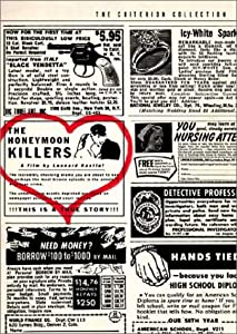The Honeymoon Killers (The Criterion Collection)