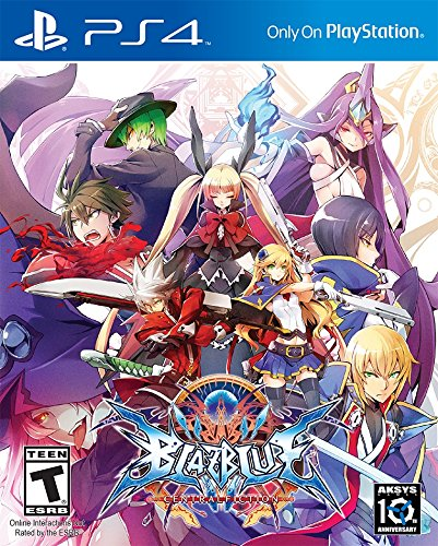 BlazBlue: Central Fiction - PlayStation 4 (English Central compare prices)