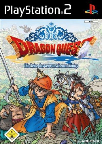 Dragon Quest - Reise des verwunschenen Königs