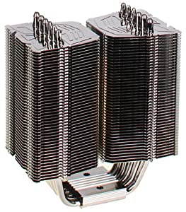 Prolimatech CPU Cooler Deluxe Edition for Intel Socket 1156, 1366 and 775 Megashadow (Silver)