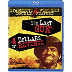 Spaghetti Western 2: Last Gun & Four Dollars of [Blu-ray] [Import]