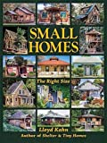 img - for Small Homes: The Right Size book / textbook / text book