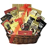 Great Arrivals Gourmet Snacks Gift Basket, Snack Attack Medium Perfect for 2-4