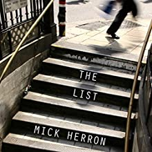 The List Audiobook by Mick Herron Narrated by Seán Barrett