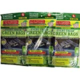 Evertfresh Green Bags Food Saver Set of 3 Sizes Small Medium and Large