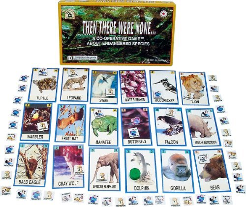 Family Pastimes And Then There Were None - A Co-operative Game - 1