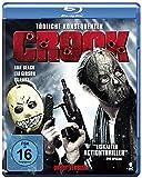 DVD Cover 'Crook - Tödliche Konsequenzen (Uncut) [Blu-ray]