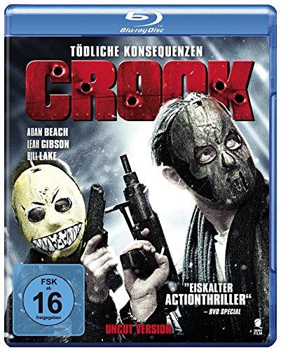 Crook - Tödliche Konsequenzen (Uncut) [Blu-ray]