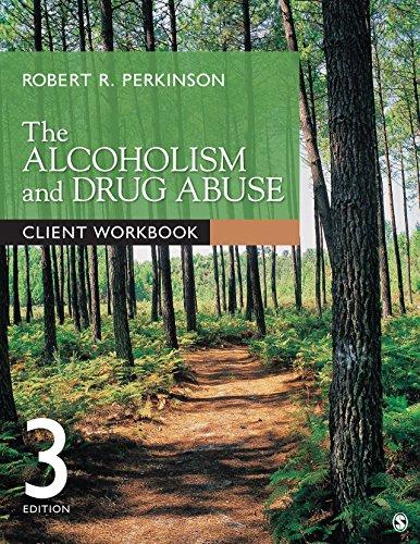alcohol addiction workbook