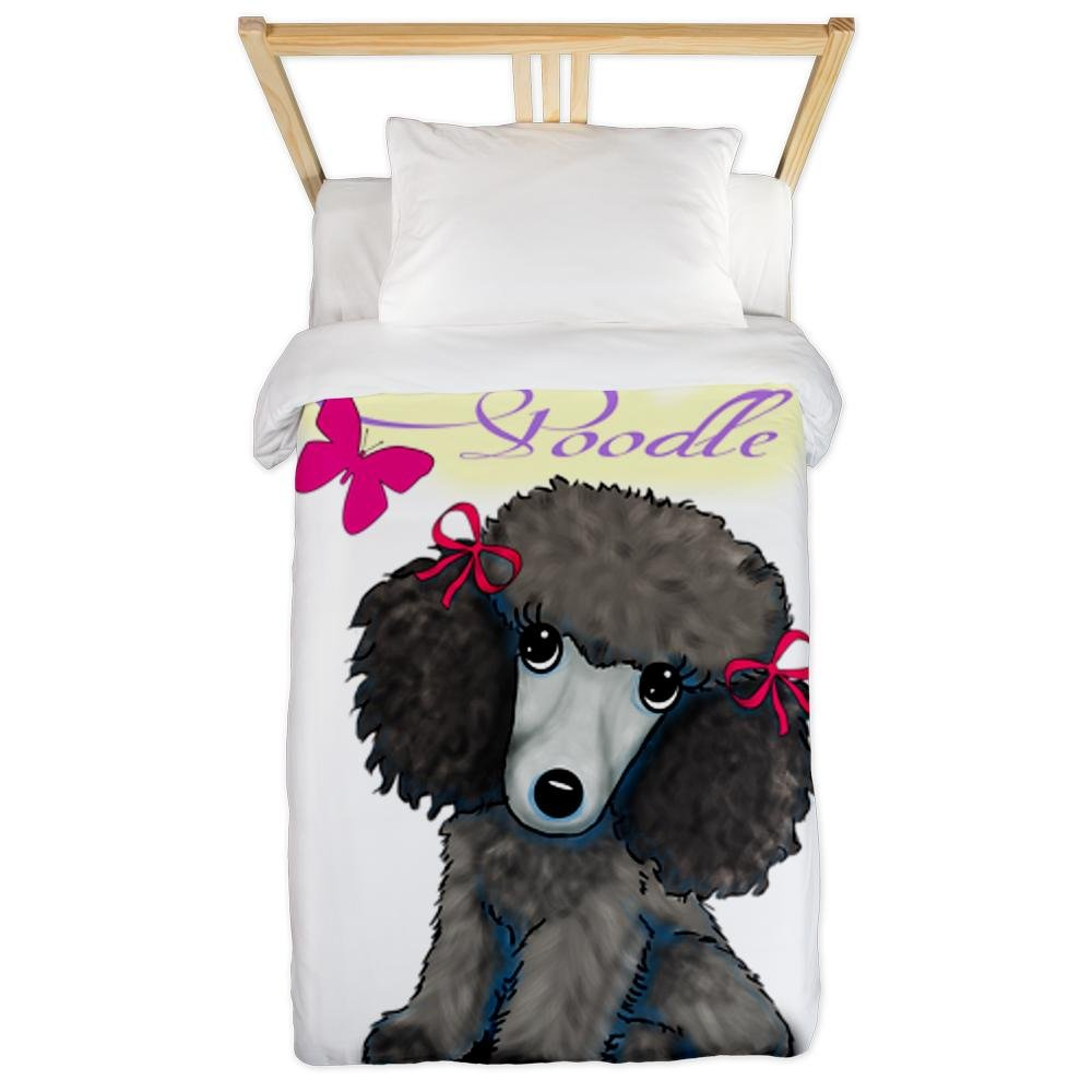 CafePress Poodle Girl Twin Duvet кувалда сибртех 10934