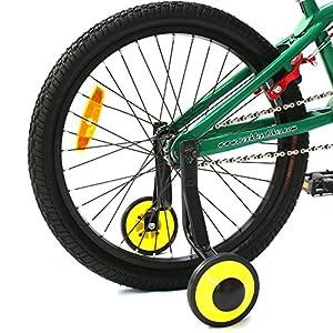 """Amazon.com : Kids Bicycle Bike Training Wheels 20"""" : Bike"""