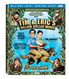 61P7fNW7 lL. SL160  Tim & Erics Billion Dollar Movie (Blu ray/DVD/Digital Copy) [Blu ray]