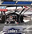AUTOGRAPHED 2016 Jimmie Johnson #48 Team Lowes Racing (Hendrick Motorsports) NASCAR Authentics Wave 4 Signed Collectible Lionel 1/64 Scale Diecast Car with COA