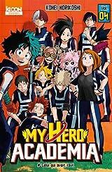 My Hero Academia T04