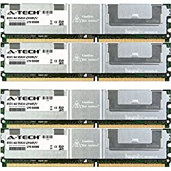 4GB KIT (2 x 2GB) For Cisco MCS Server Series 7835-H2 7835-I2 7845-H2. DIMM DDR2 ECC Fully Buffered PC2-5300 667MHz RAM Memory. Genuine A-Tech Brand.