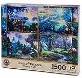 Disney(ディズニー)Disney Classics Puzzle Set by Thomas Kinkade パズルセット 【並行輸入品】