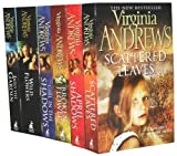 Virginia Andrews Collection 6 Books Set Pack RRP: £ 41.94 (Scattered Leaves, Broken Flower, Girl in the Shadows, Into the Garden, Eye of the Strom, Music in the Night) (Virginia Andrews Collection) Virginia Andrews