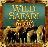 Wild Safari in 3-D!: Includes Book and 3d Glasses (Nature Company)