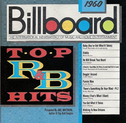 Billboard Top R&B Hits: 1960