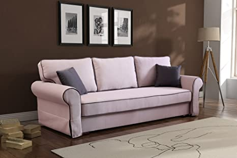 Sofa Roxy mit Schlaffunktion Schlaffcouch Couch Polstersofa Polstercouch 03