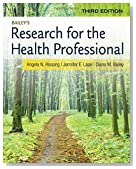Research for the Health Professional