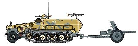 Dragon - D7352 - Maquette - SDKFZ251/1 AUSFC - Echelle 1:72